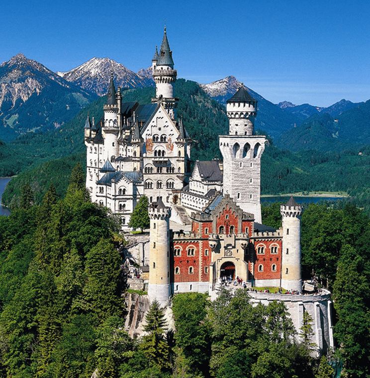 Schloss Neuschwanstein Hotel Am See